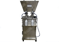 two heads vertical filling machine