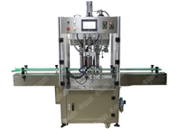 Fully automatic two heads filling machine