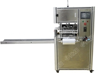 soap plastic wrap packaging machine