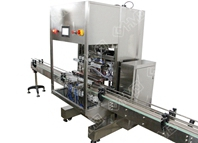 automatic four heads filling machine