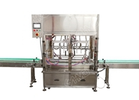 Auto self flow filling machine